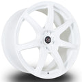Rota ProR, 18 x 8.5 inch, 5114 PCD, ET30, White, Set of Four