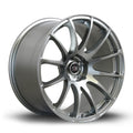Rota PWR, 19 x 9.5 inch, 5114 PCD, ET20, Steelgrey, Set of Four