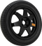 Road Hero - Spare Wheel Kit 4.0x18 (Black) 5x114.3 PCD, Set of four