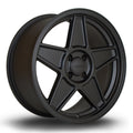 Rota RSS, 17 x 8 inch, 4x100 PCD, ET35, FBlack, Set of Four