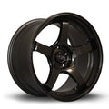 Rota RT5, 18 x 10 inch, 5x120 PCD, ET20, Gunmetal, Set of Four