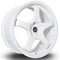 Rota RT5, 18 x 8.5 inch, 5120 PCD, ET30, White, Set of Four