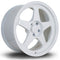 Rota Slip, 18 x 9.5 inch, 5114 PCD, ET38, White, Set of Four