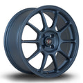 Rota SS10, 17 x 7.5 inch, 5x114 PCD, ET45, SlateBlue, Set of Four