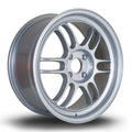 356 Wheels TFS3, 17 x 7.5 inch, 5114 PCD, ET42, Silver, Set of Four
