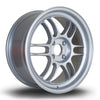 356 Wheels TFS3, 17 x 7.5 inch, 5x114 PCD, ET42, Silver, Set of Four