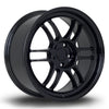 356 Wheels TFS3, 18 x 8.5 inch, 5x114 PCD, ET44, Black, Set of Four