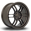 356 Wheels TFS3, 18 x 8.5 inch, 5x114 PCD, ET44, Gunmetal, Set of Four