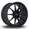 Rota Titan Plus, 19 x 9.5 inch, 5x114 PCD, ET22, FBlack2, Set of Four