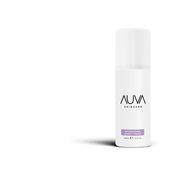 AUVA Nourishing Night Cream With Shea Butter