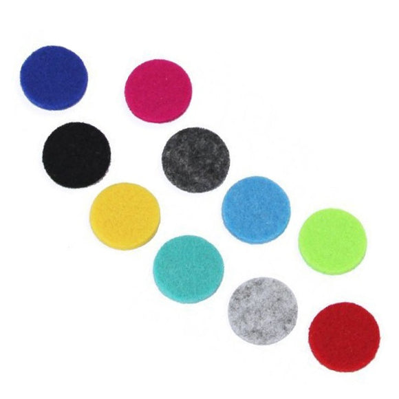 Aromatherapy Jewellery - Spare Packs of 10mm Pads