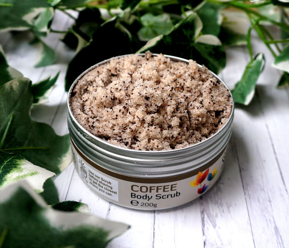 Coffee Body Scrub 200g