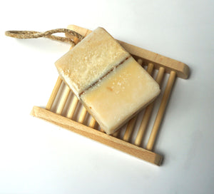 Spiced Orange Soap on a Rope
