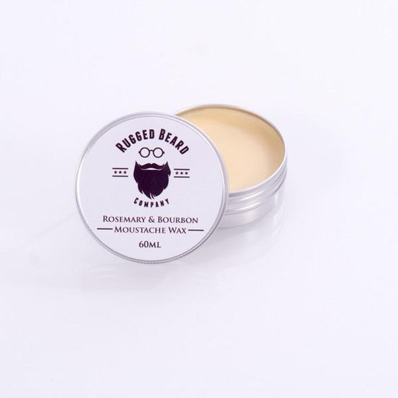 Rosemary & Bourbon firm Moustache & Beard Wax