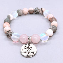 Load image into Gallery viewer, Enjoy Everyday Charm Bracelet