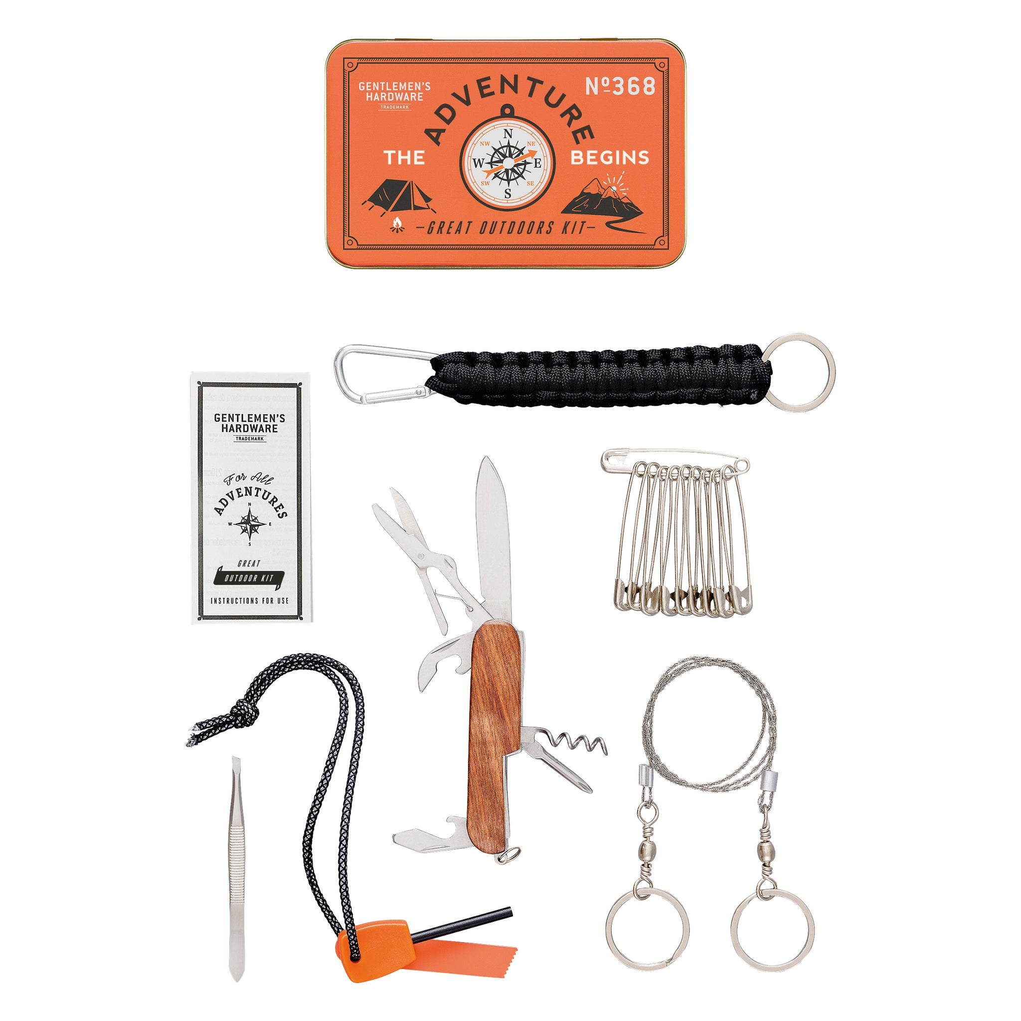 Great Outdoors Kit