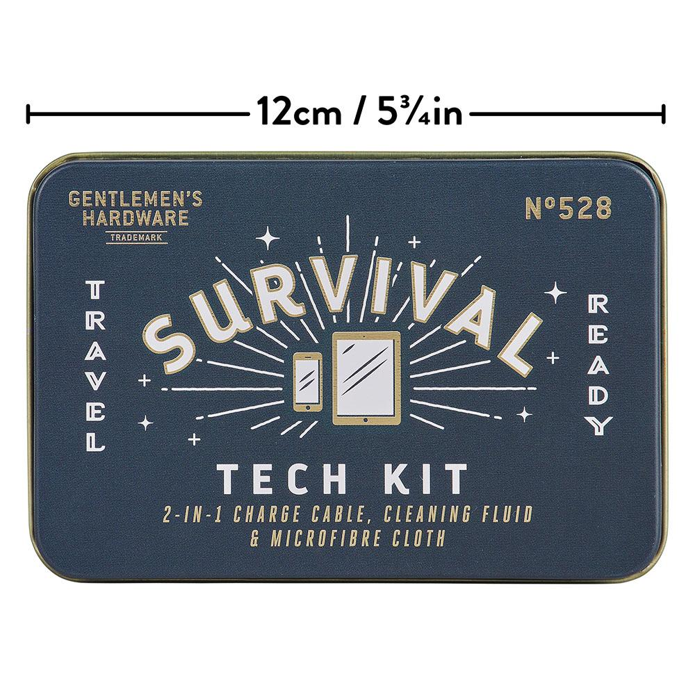 Gentlemen's Hardware Survival Tech Kit