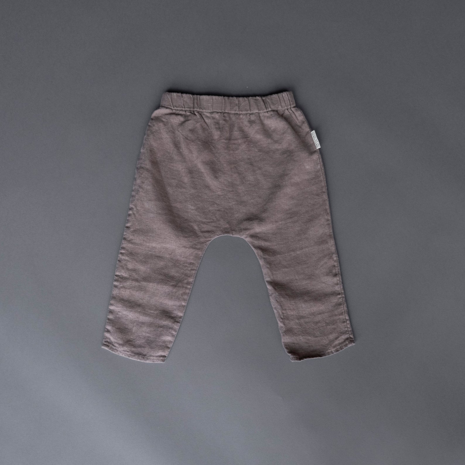 Charlie Linen Pants - Cacao
