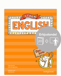 Learn English First Book åk 1 - paket