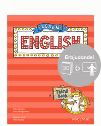 Learn English Third Book åk 3 - paket