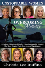 Load image into Gallery viewer, UNSTOPPABLE WOMEN - OVERCOMING MEDIOCRITY