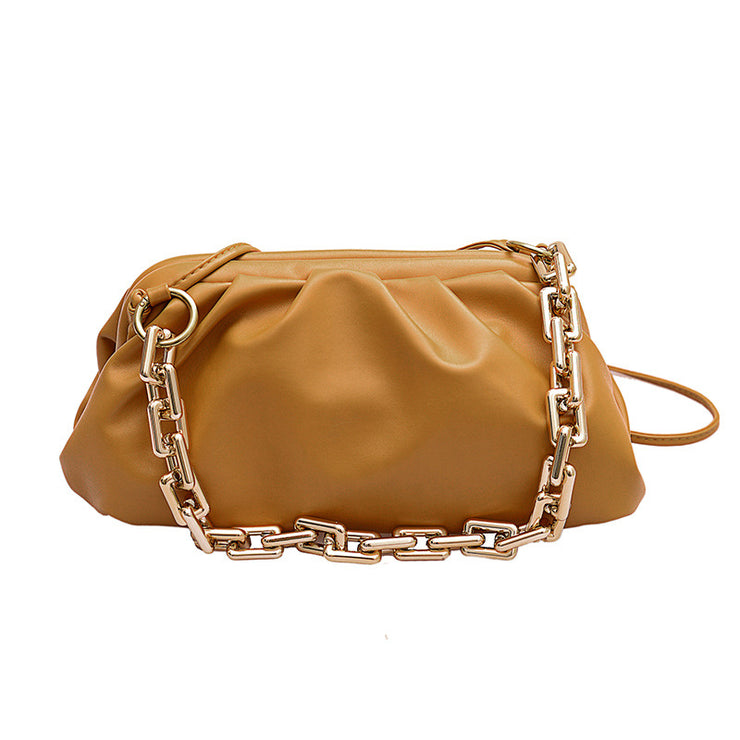 CASEY CHAIN POUCH BAG