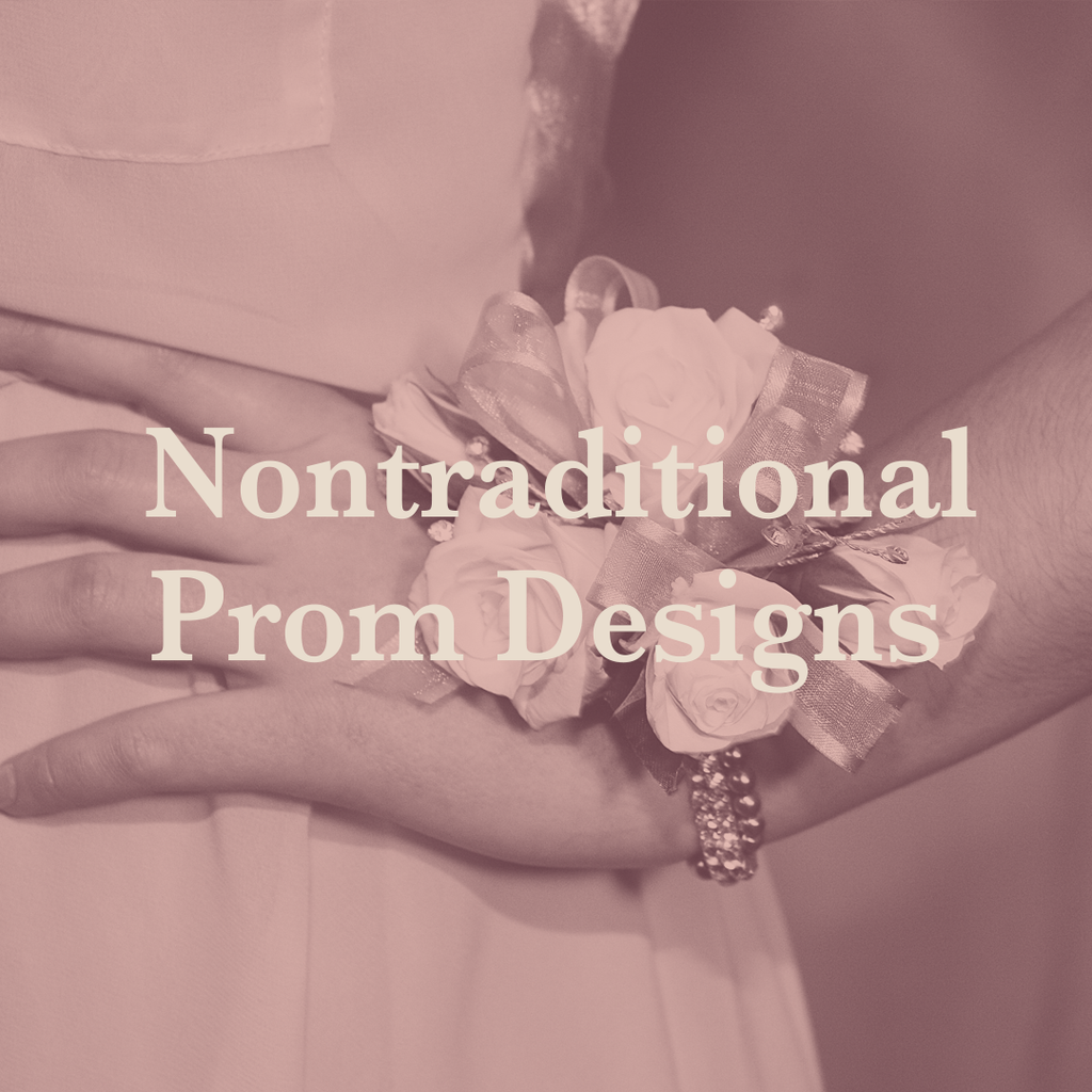 Nontraditional Prom Designs