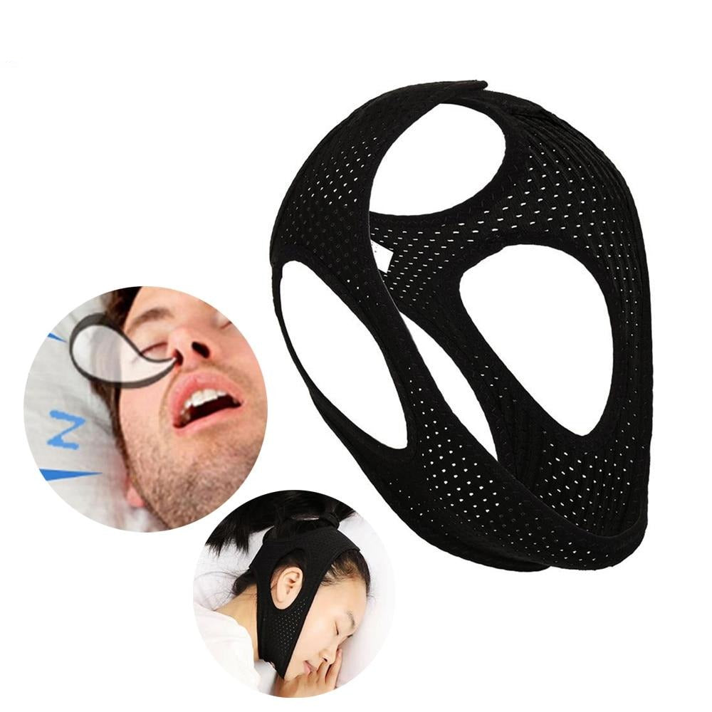 Anti-Snoring Adjustable Chin Strap