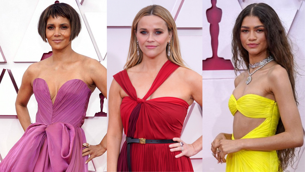 The 2021 Oscars Red Carpet looks we love!