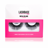 LB14 Mega Volume Strip Lashes