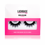 LB15 Mega Volume Strip Lashes