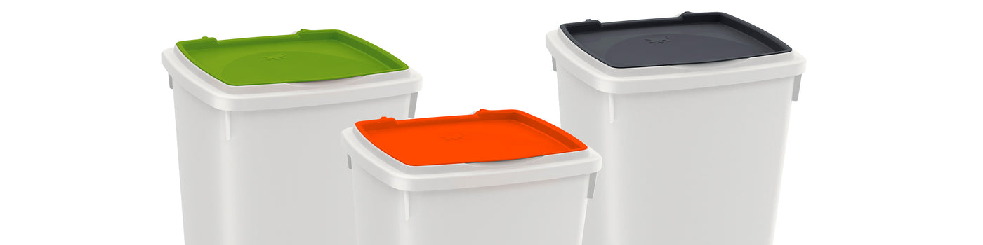 CAT FOOD CONTAINERS