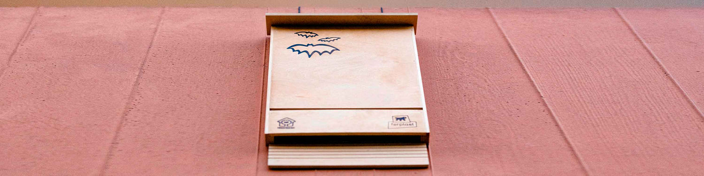 BAT HOUSES AND BOXES