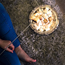 Load image into Gallery viewer, Carpathen Campfire Roasting Sticks for Marshmallow and Hot Dog