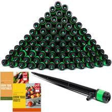 Load image into Gallery viewer, Carpathen Drip Irrigation Emitters Vortex - 100 pcs