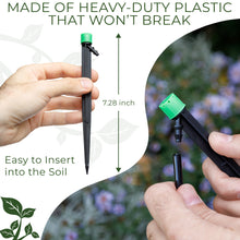 Load image into Gallery viewer, Carpathen Drip Irrigation Emitters Spray - 100 pcs