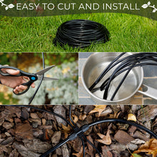 Load image into Gallery viewer, CARPATHEN 1/4 Drip Irrigation Tubing 100 ft