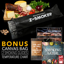 Load image into Gallery viewer, Carpathen Z-Smoker Tube - Pellet Smoker for Gas Grill, Electric, Charcoal Grills or Smokers
