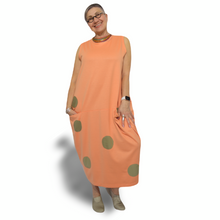 Load image into Gallery viewer, Boho Dress - coral