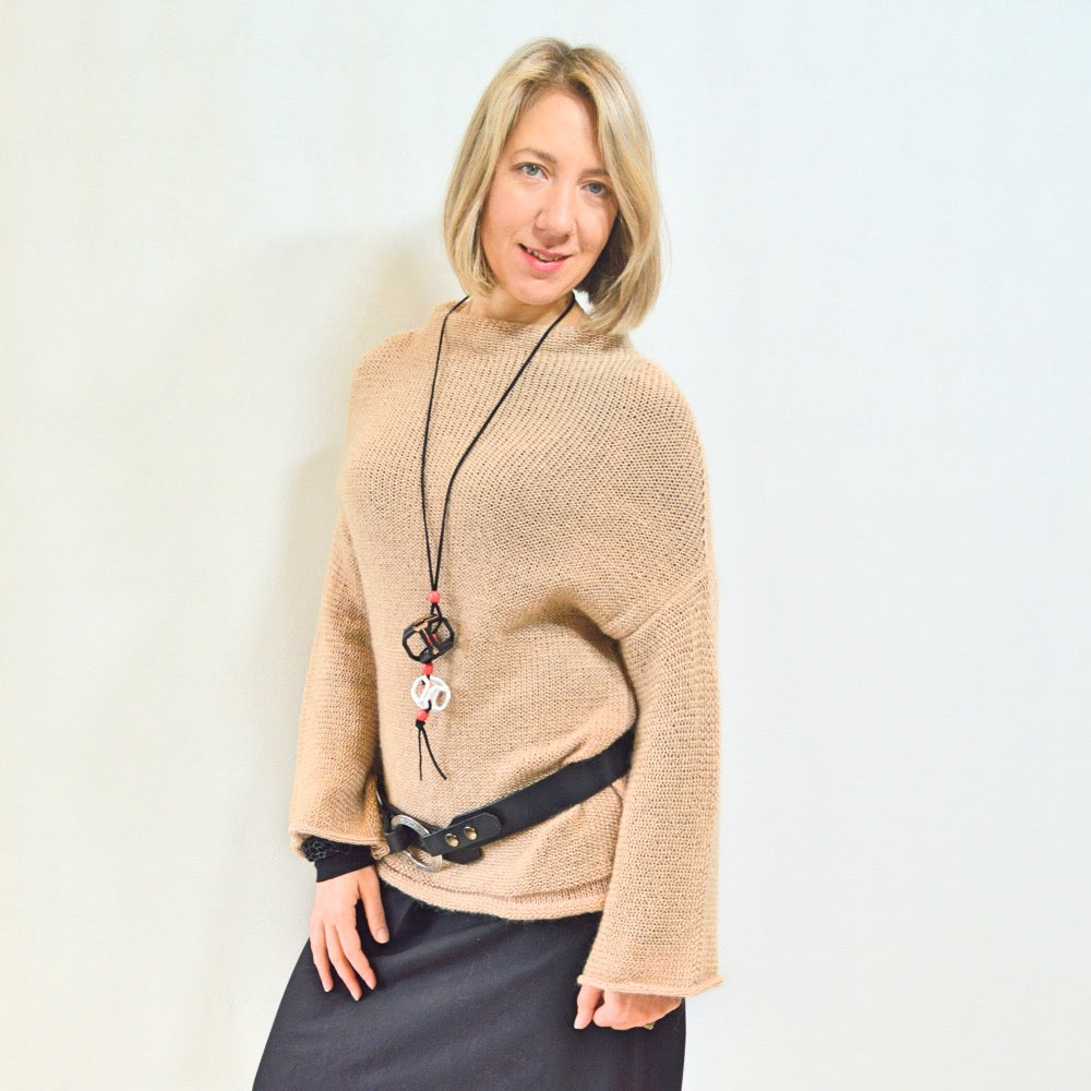 Laila Sweater - brown