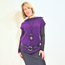 Load image into Gallery viewer, Lili Jacket - purple