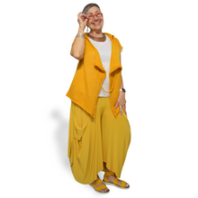 Load image into Gallery viewer, Skirt Pants - yellow