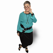 Load image into Gallery viewer, Laila Sweater - emerald