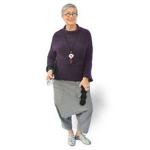 Load image into Gallery viewer, Laila Sweater - purple