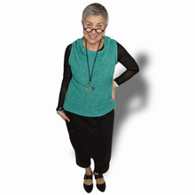 Load image into Gallery viewer, Laila Vest - emerald