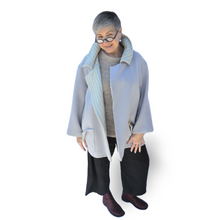 Load image into Gallery viewer, Wooly Jacket - light grey