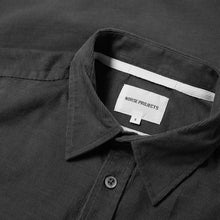 Load image into Gallery viewer, Norse Projects Osvald Corduroy Slate Grey
