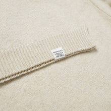 Load image into Gallery viewer, Norse Projects Sigfred Lambswool Oatmeal Melange