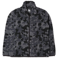 Load image into Gallery viewer, Edwin Insulate Jacket Sherpa Camo Black