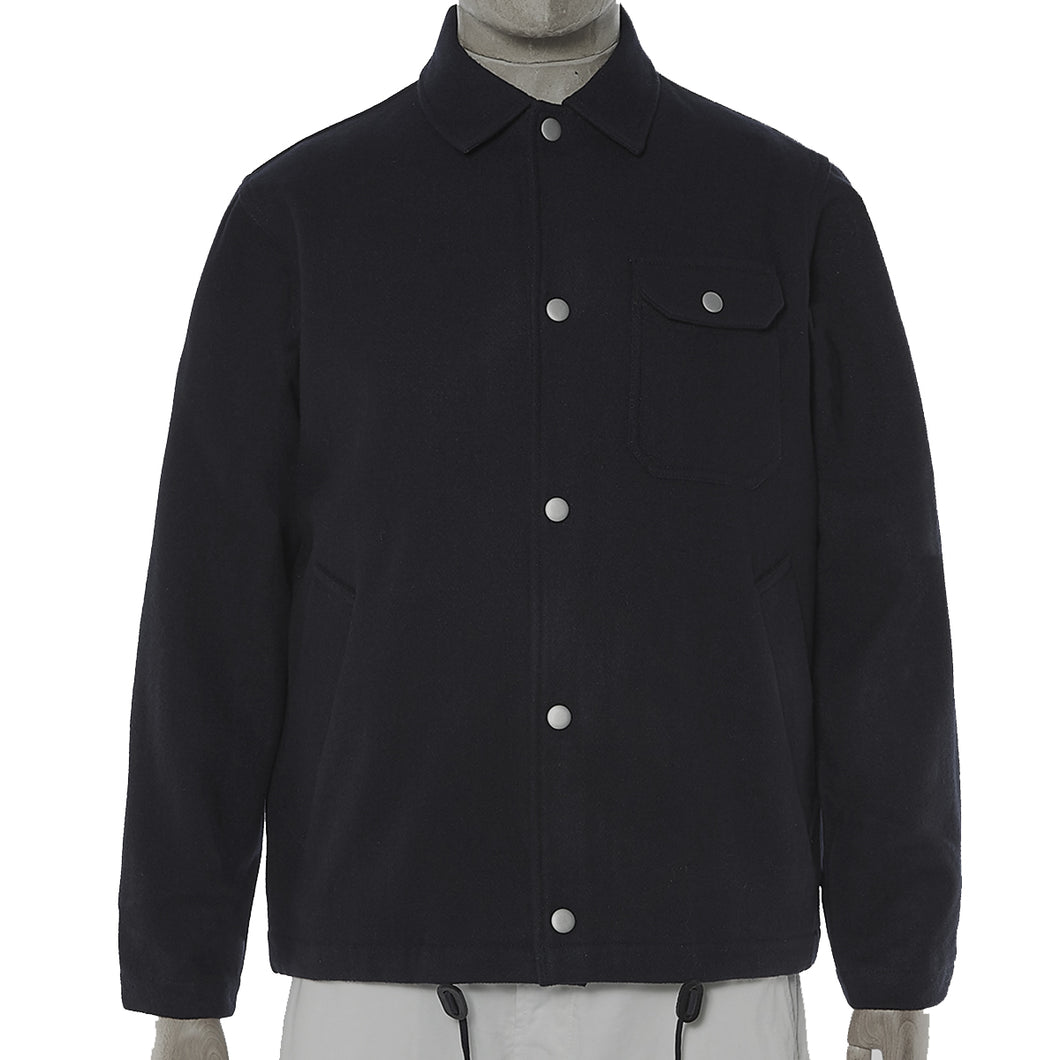 Universal Works Mowbray Coach Jacket  Black